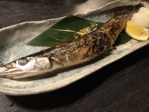 焼き魚食べたい病