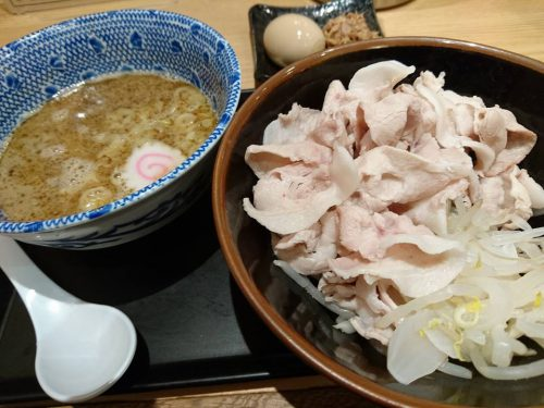 つけ麺-麺+肉