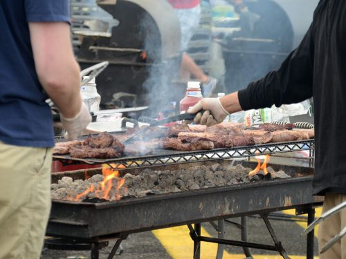 豪快肉祭り