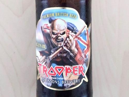 アイアン・メイデンのビール
