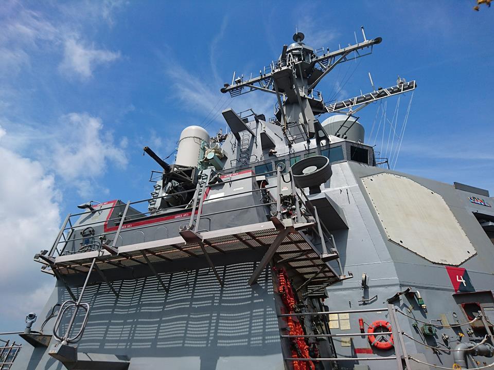 ミサイル駆逐艦
