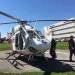 救急ヘリコプター