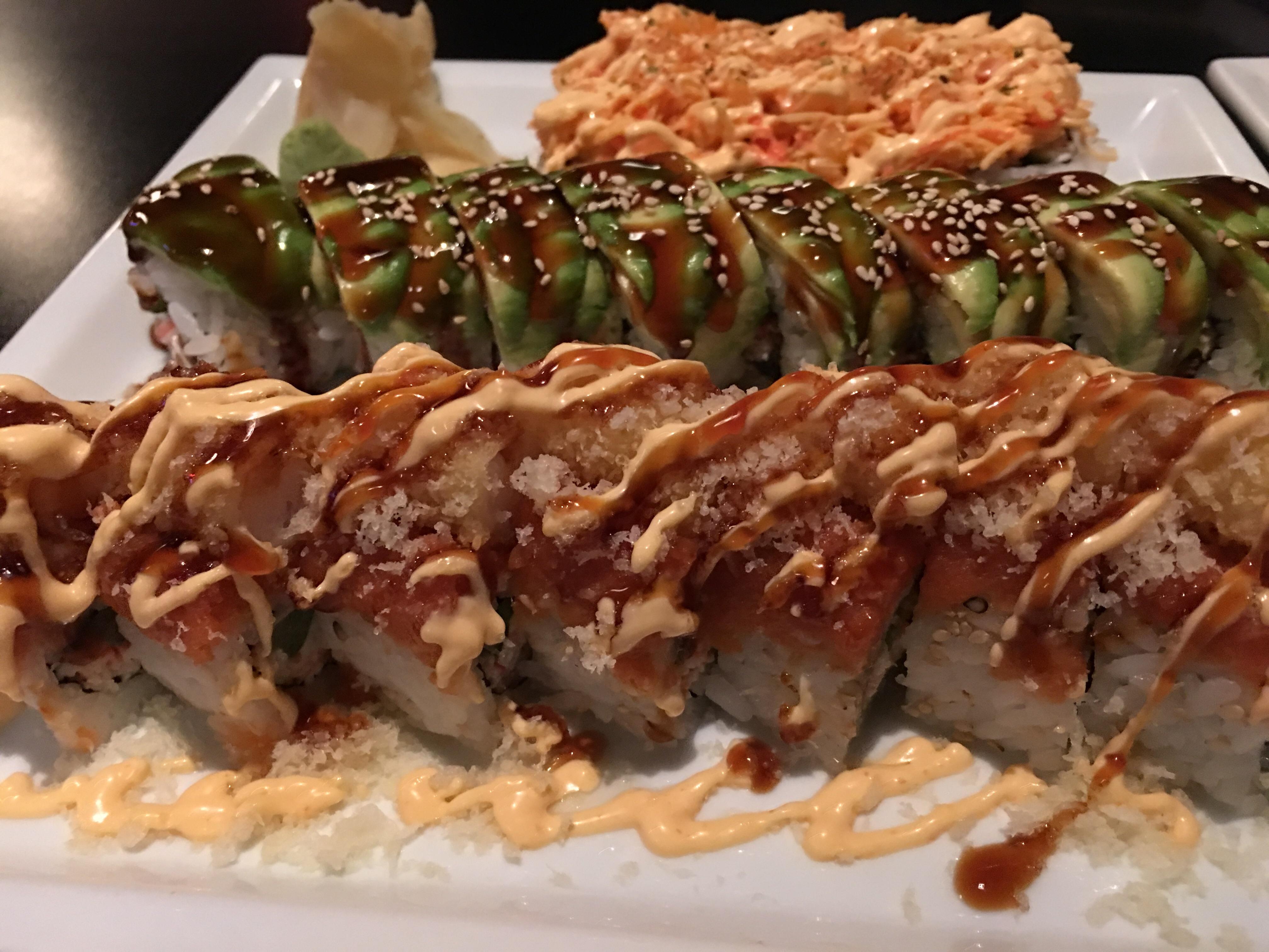 メリケン巻き寿司