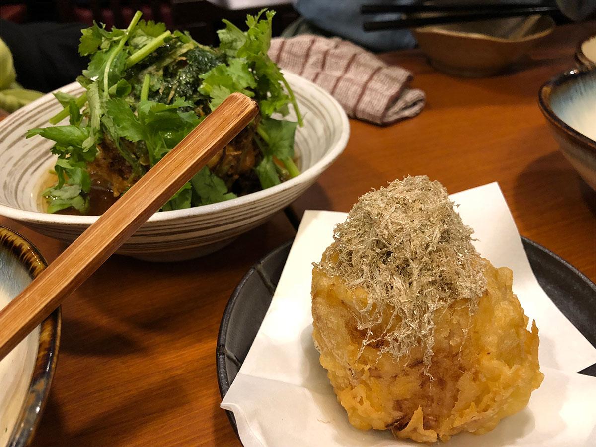 おでんの天ぷら