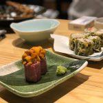 ネギトロ寿司天ぷら