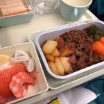 ベトナムの機内食